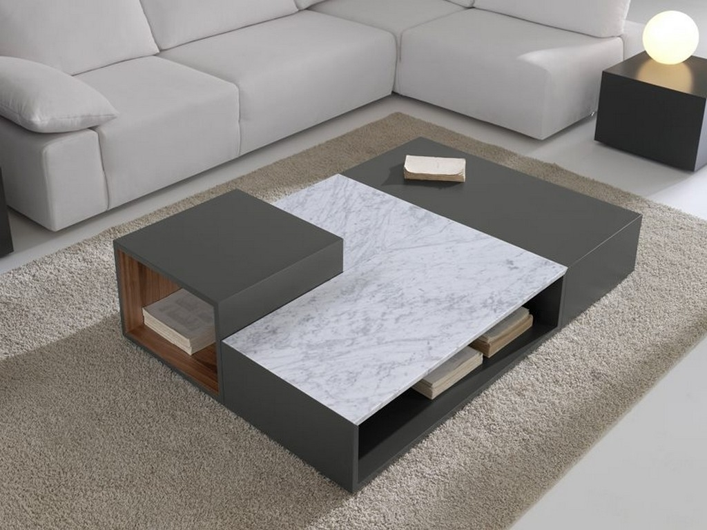 Modular Coffee Table With Magazine Rack | Eva Furniture within Modular Coffee Tables (Image 15 of 30)