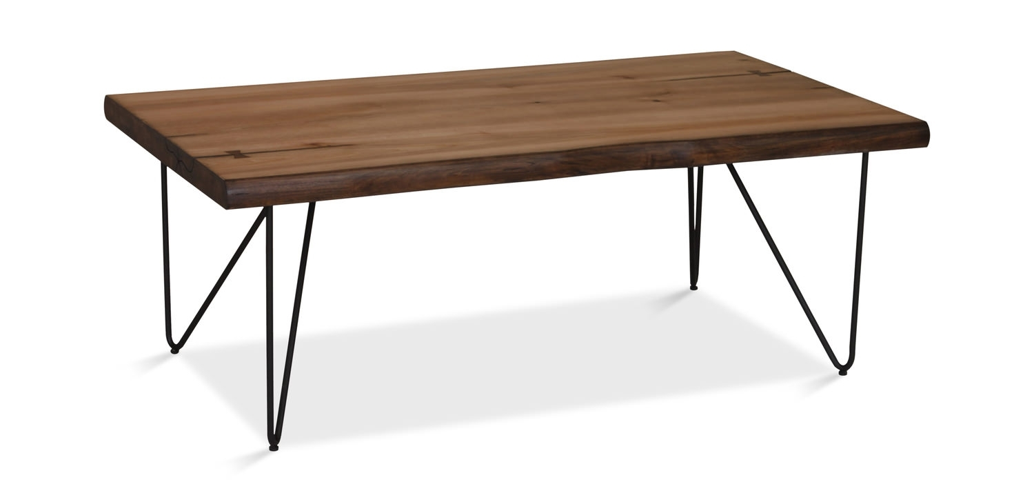 Montgomery Coffee Tablescott Living | Dock86 intended for Chiseled Edge Coffee Tables (Image 19 of 30)