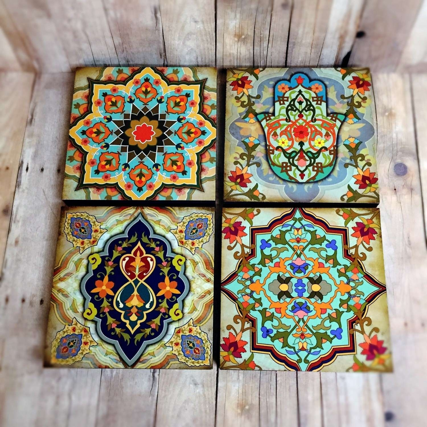 Moroccan Vintage Moroccan Wall Art – Wall Decoration And Wall Art Ideas Throughout Moroccan Wall Art (View 5 of 20)
