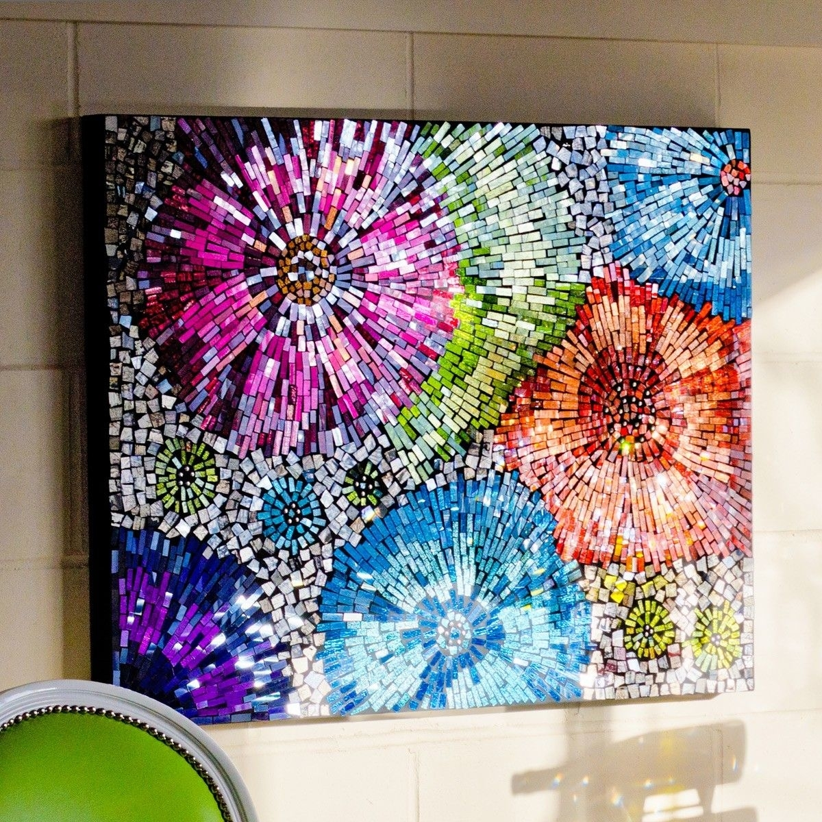 Featured Photo of Mosaic Wall Art