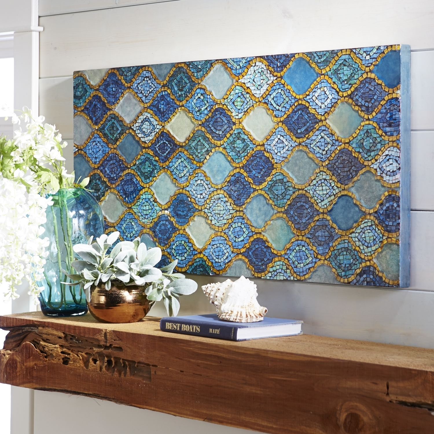 Mosaic Mirror Wall Art • Bathroom Mirrors And Wall Mirrors regarding Mirror Mosaic Wall Art (Image 12 of 20)