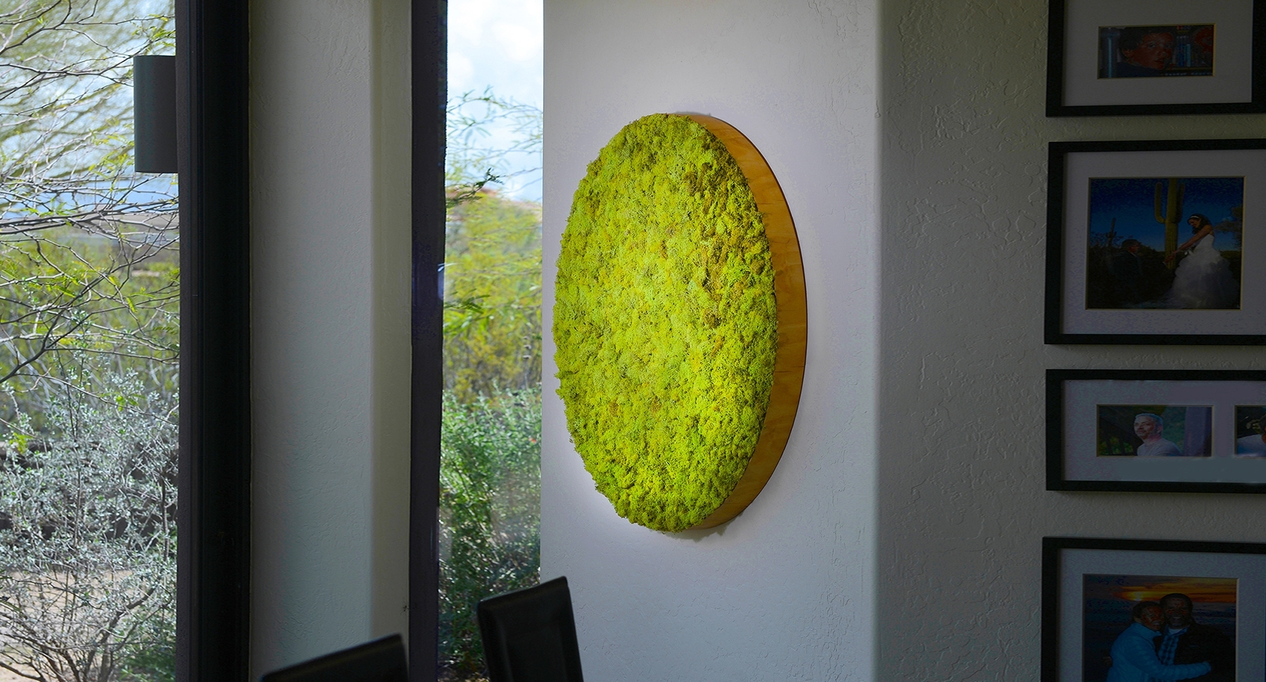Mosswallart Pieces For Sale Online - Best Living Artwork For Home within Moss Wall Art (Image 15 of 20)