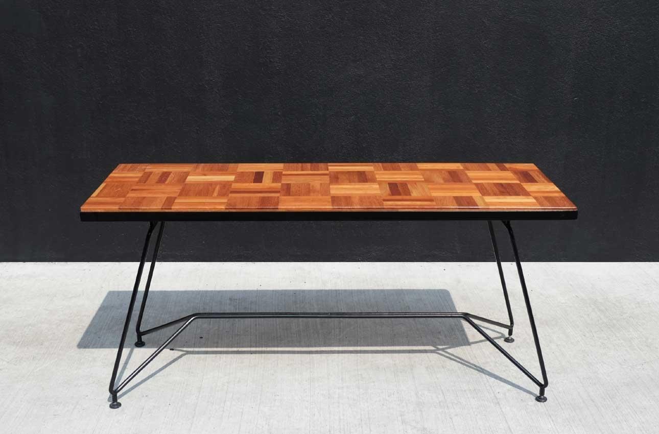Mr Parquet | Coffee Tables | Kedai Bikin With Regard To Parquet Coffee Tables (View 14 of 30)