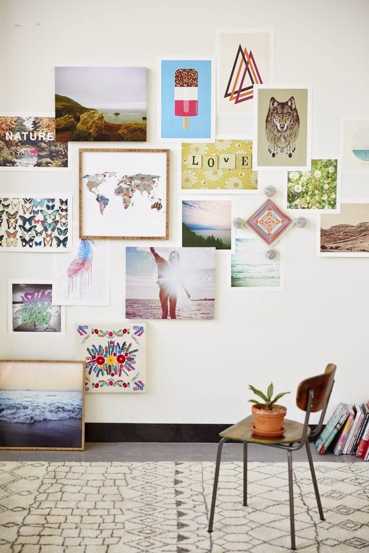 My Scandinavian Home: Fabulous Wall Art Inspiration throughout Urban Outfitters Wall Art (Image 12 of 20)