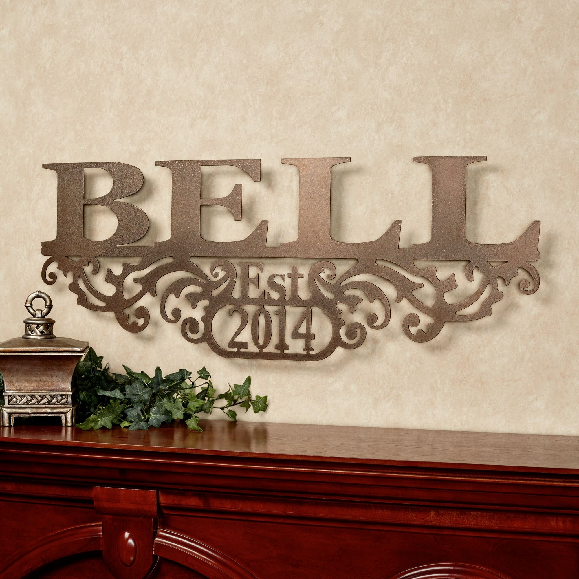 N Stunning Personalized Wall Art   Home Design And Wall Decoration Ideas Regarding Personalized Wall Art (Photo 3 of 20)