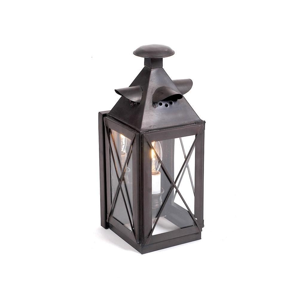Nantucket Lantern   Electric | Campo De' Fiori | Naturally Mossed With Regard To Nantucket Outdoor Lanterns (Photo 11 of 20)