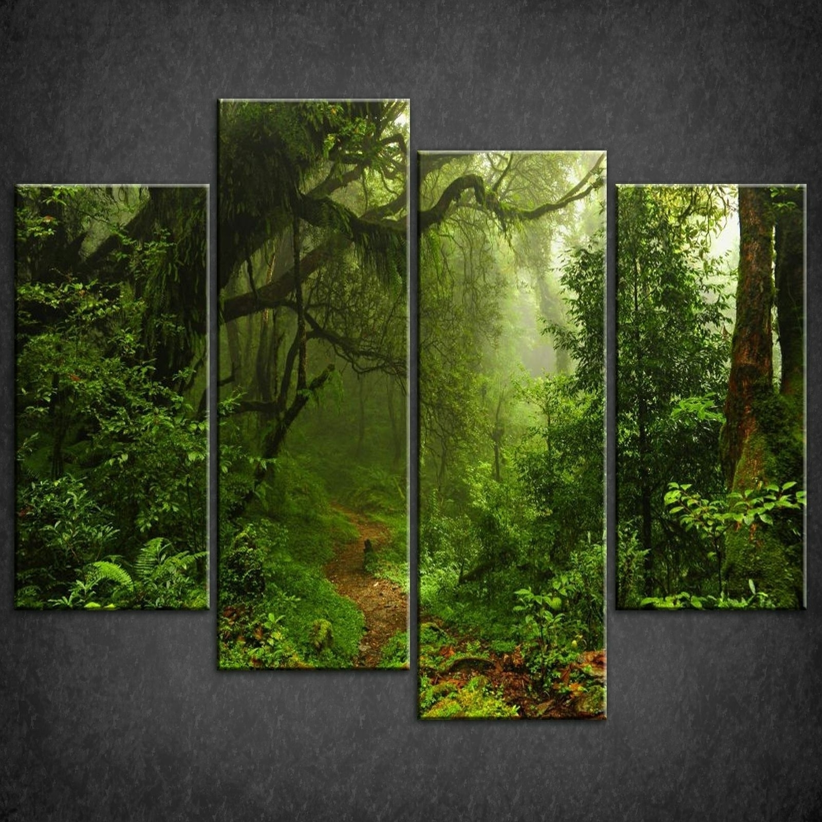 Nature Canvas Wall Art Pertaining To Current Wall Art Design Ideas Intended For Nature Wall Art (Photo 6 of 20)