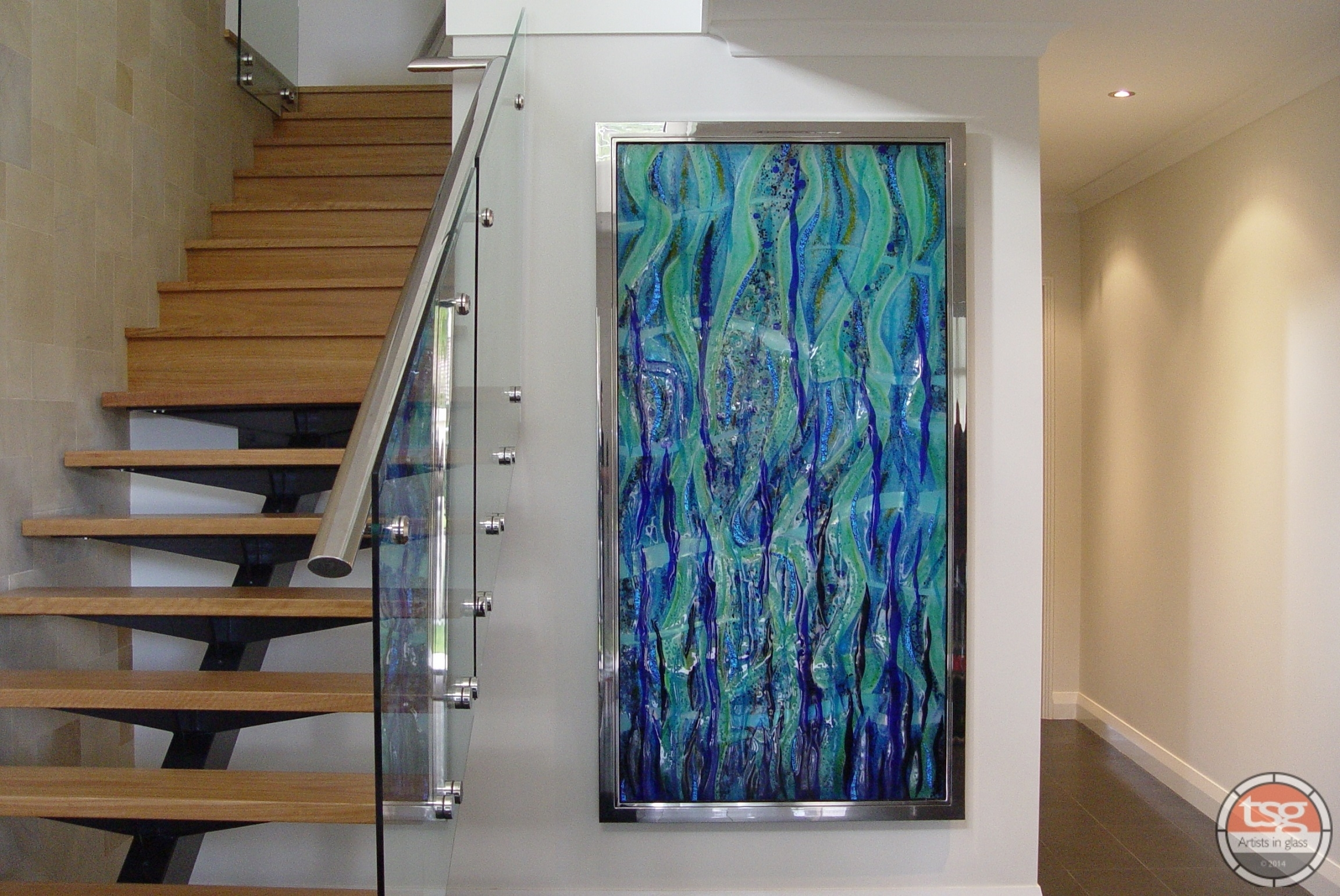 Neoteric Blown Glass Wall Art   You Like Our Architecture Design Inside Blown Glass Wall Art (Photo 17 of 20)