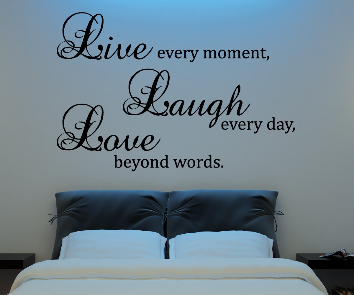 New Live Laugh Love Wall Decor   Wall Decoration And Wall Art Ideas Inside Live Laugh Love Wall Art (Photo 7 of 20)