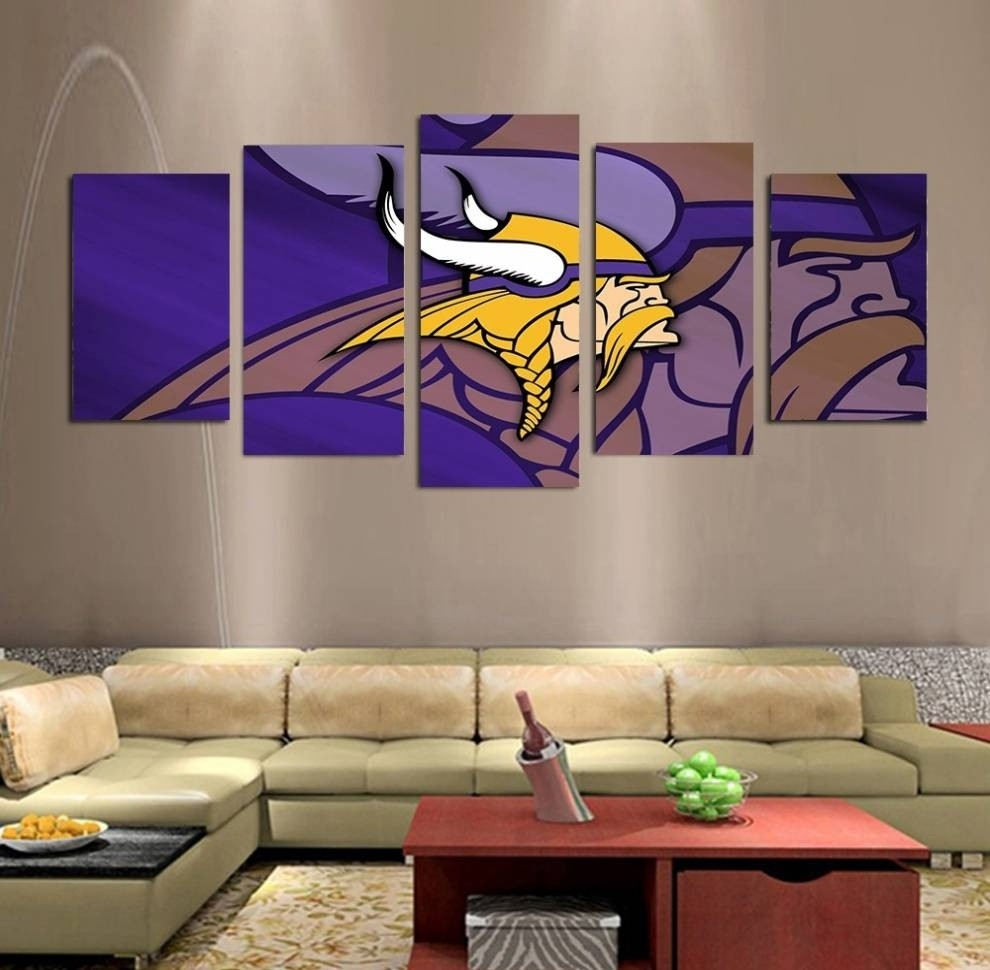 Nfl Canvas Wall Art Target | Realvalue – Inside Nfl Wall Art (Photo 10 of 20)