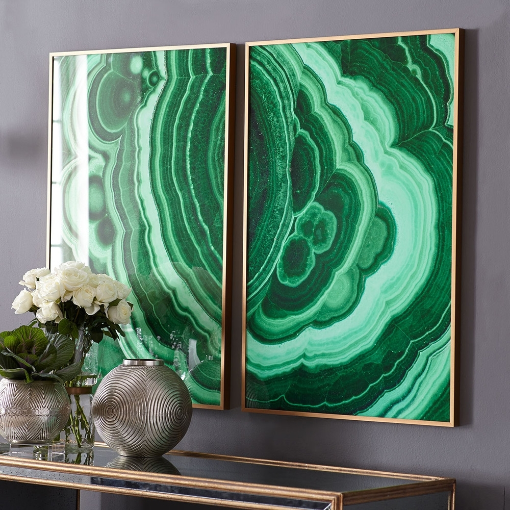 Nice Agate Wall Art : Andrews Living Arts   How To Arrange Agate Regarding Agate Wall Art (Photo 6 of 20)