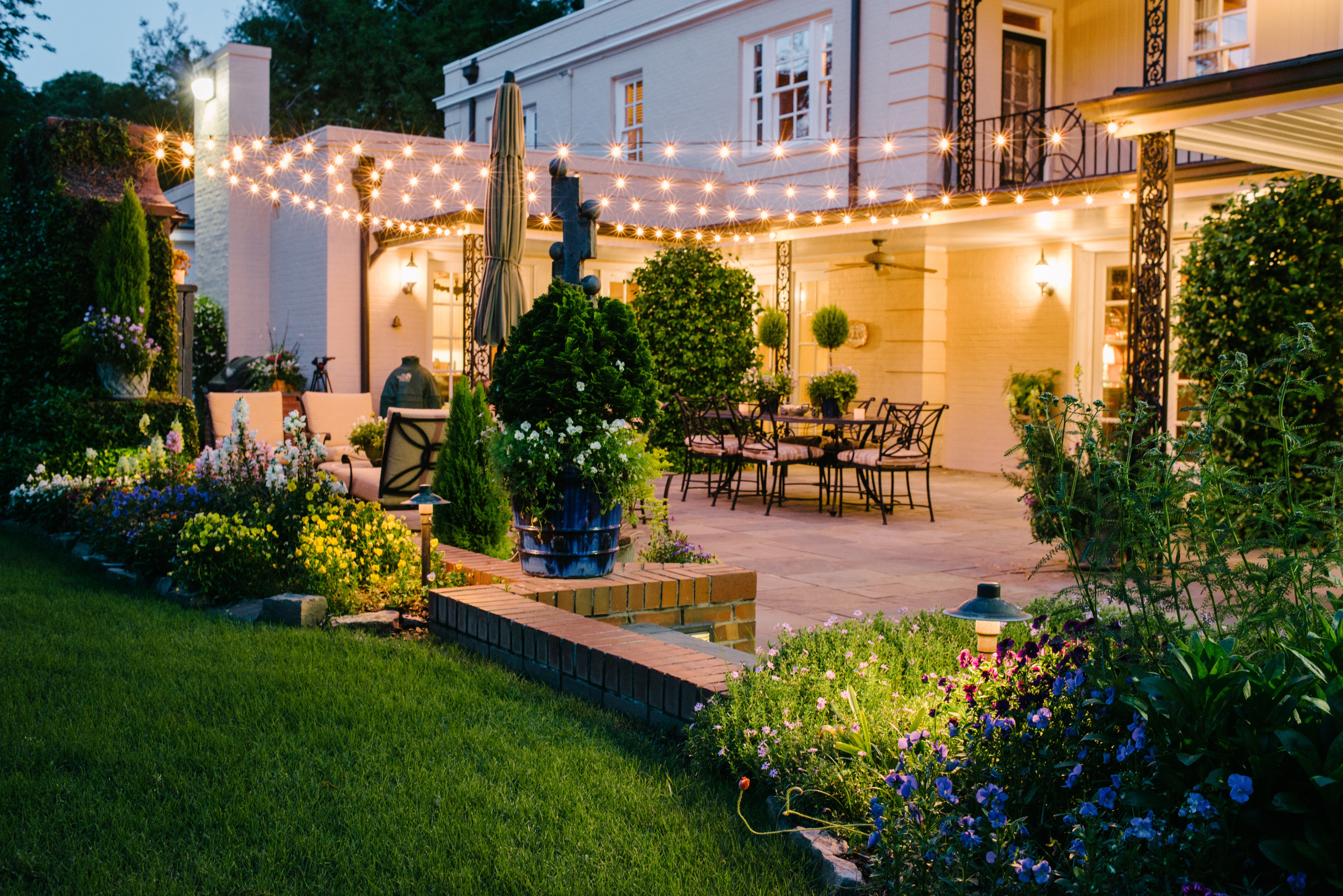 North Fort Worth Patio And Deck Lighting From Outdoor Lighting For throughout Outdoor Lanterns for Deck (Image 15 of 20)
