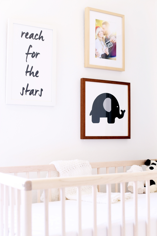 Nursery Progress  Wall Art  Download My Free Prints — Kristi With Regard To Nursery Wall Art (Photo 12 of 20)
