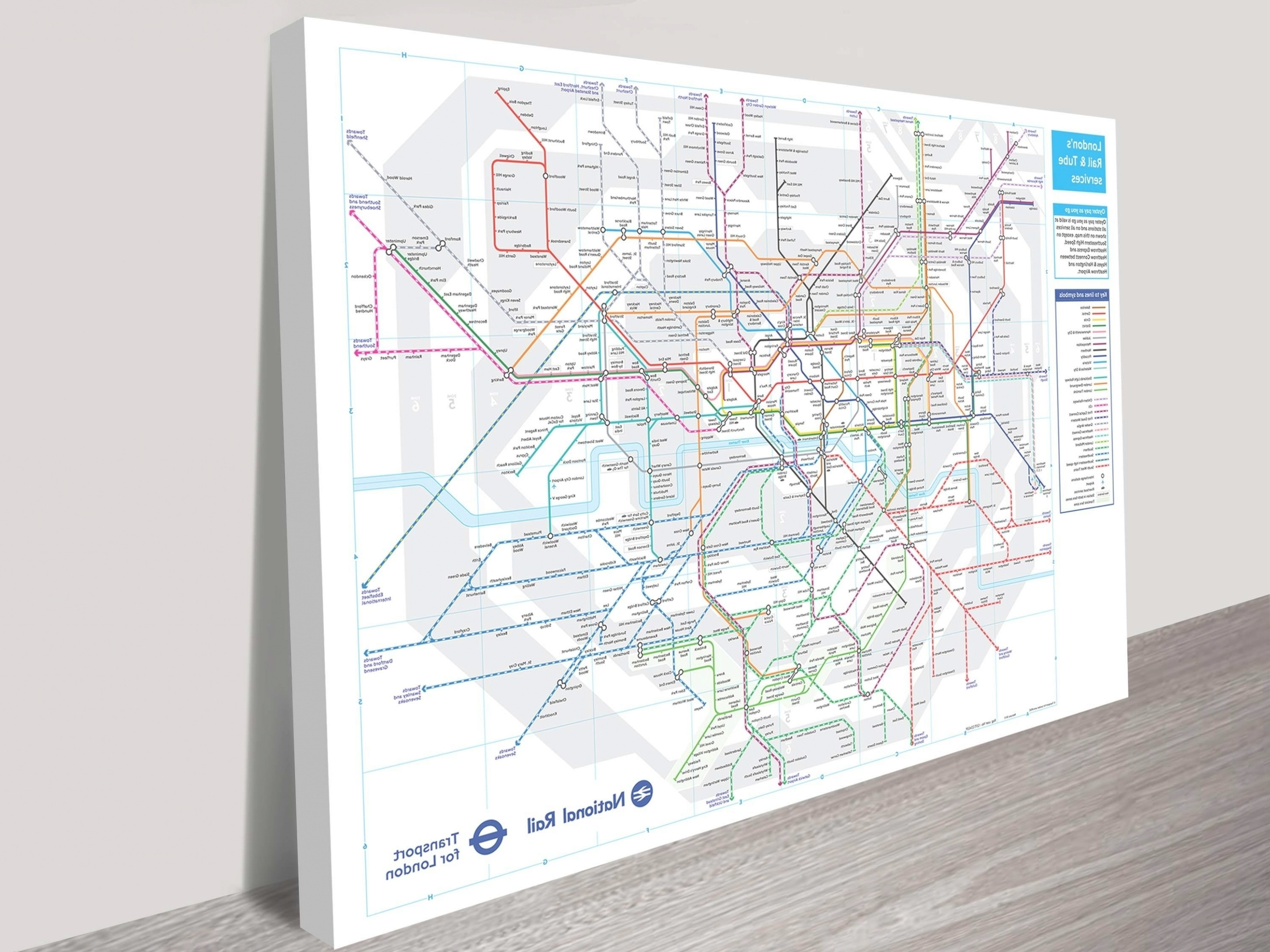 Nyc Subway Map Wall Art Beautiful 45 Of Tube Map Wall Art – Mehrgallery inside Nyc Subway Map Wall Art (Image 15 of 20)