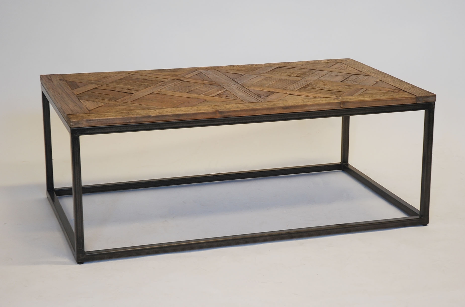 Oak Parquet Coffee Table | Hire & Rental throughout Parquet Coffee Tables (Image 21 of 30)