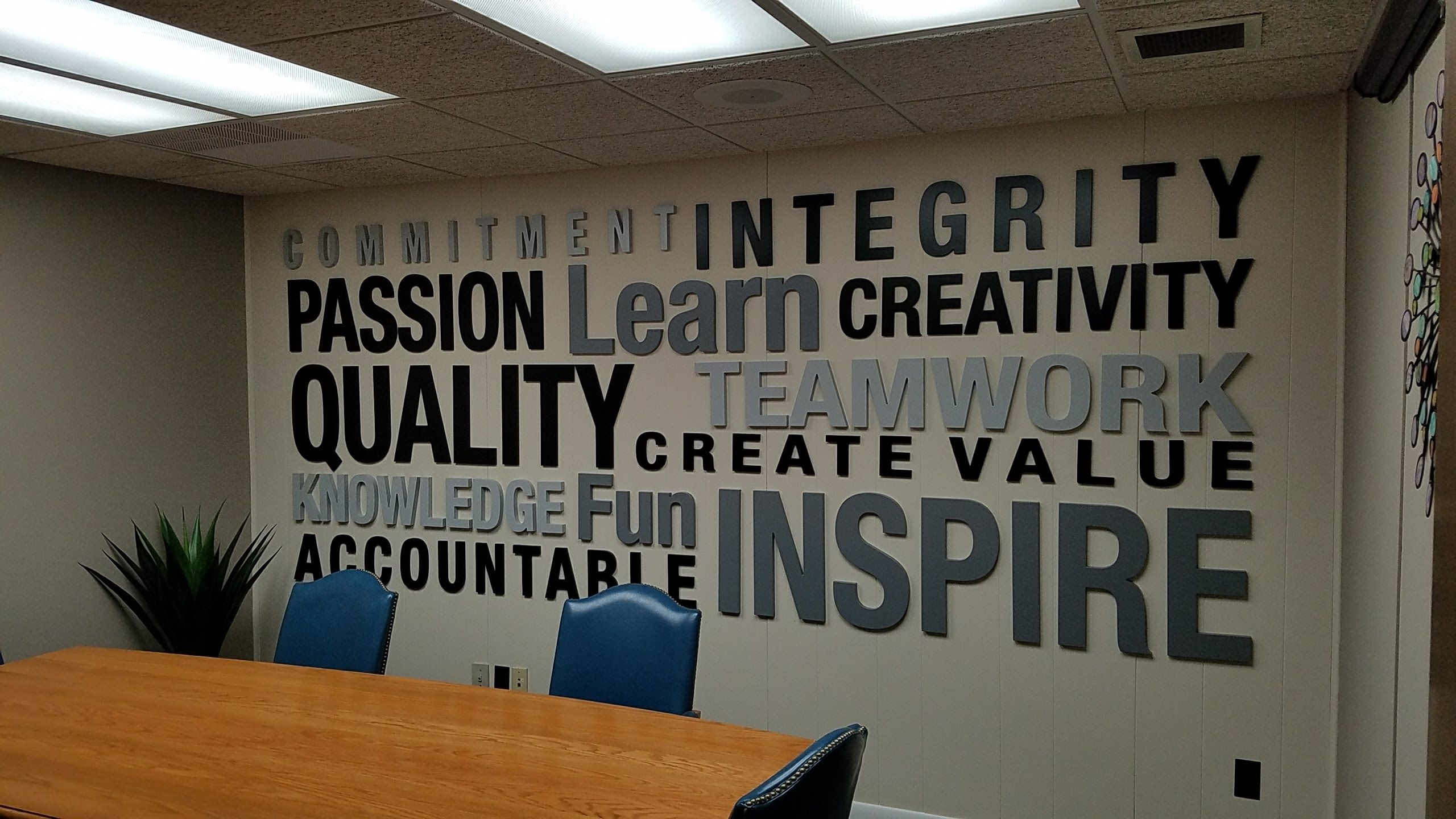 Office Wall Art Created With Vectric Software #vectric #cnc inside Office Wall Art (Image 14 of 20)