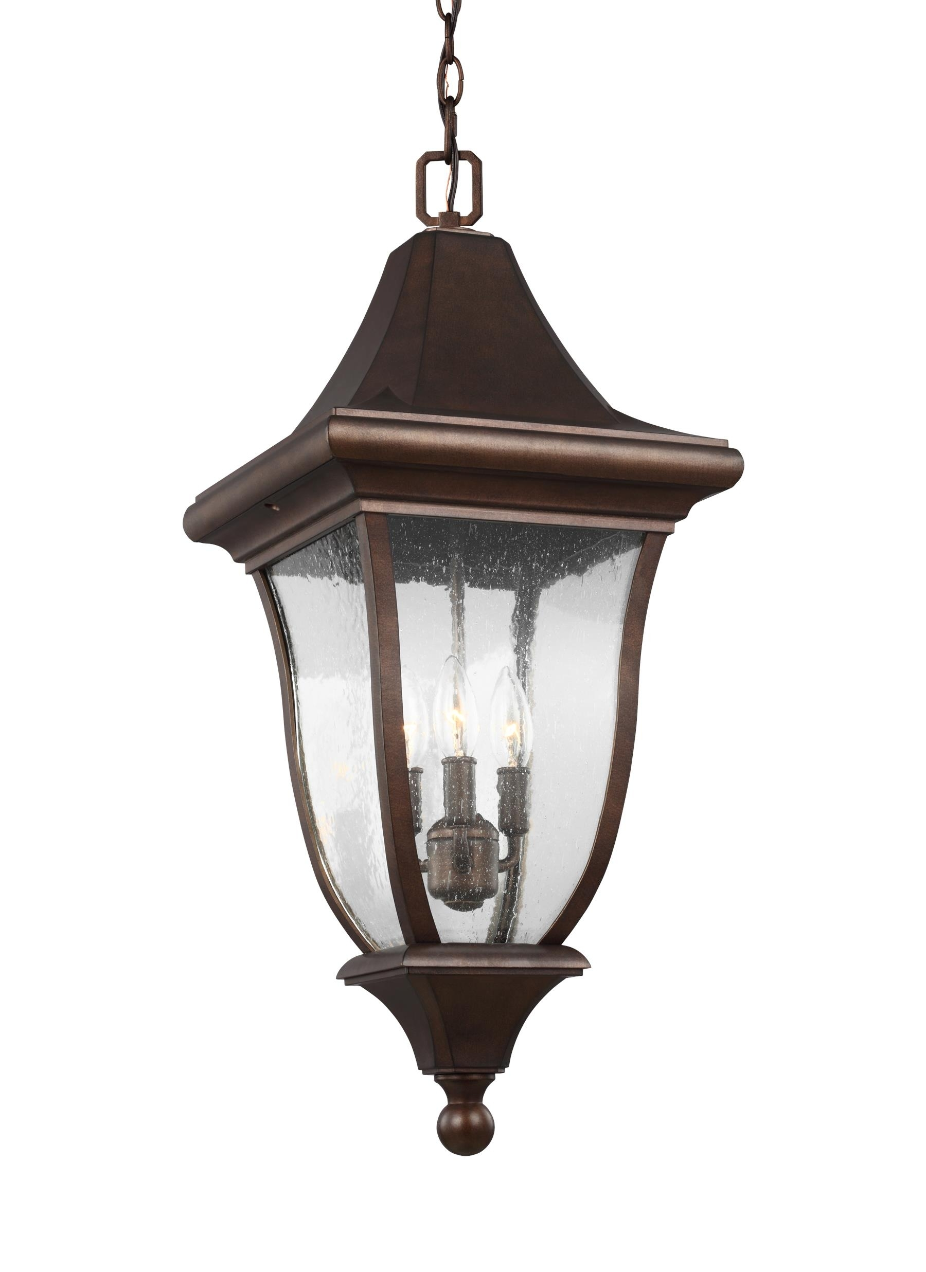 Ol13109ptbz,3 – Light Outdoor Pendant Lantern,patina Bronze Intended For Vintage Outdoor Lanterns (View 12 of 20)