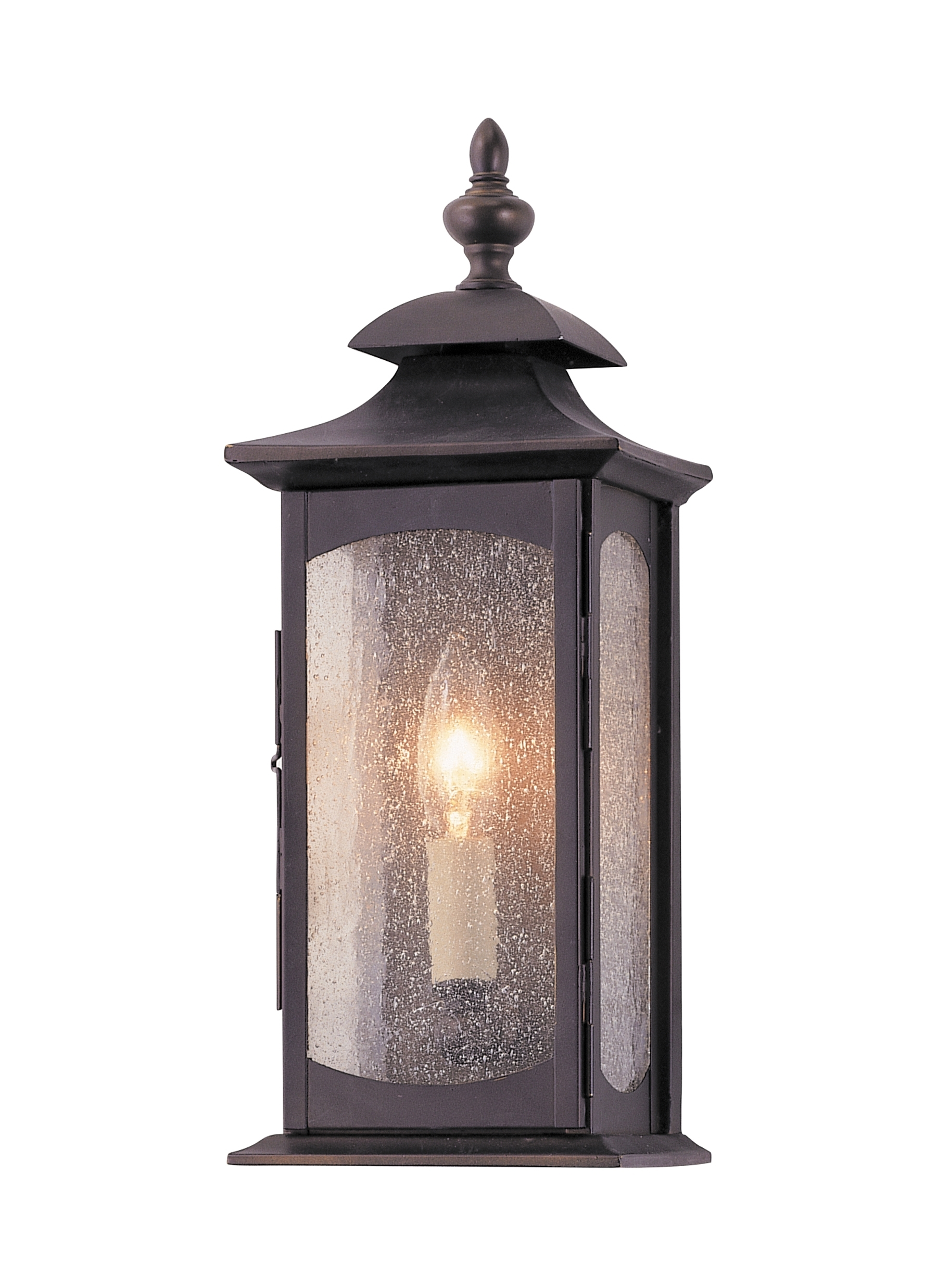 Ol2600Orb,1 - Light Wall Lantern,oil Rubbed Bronze inside Outdoor Oil Lanterns (Image 10 of 20)