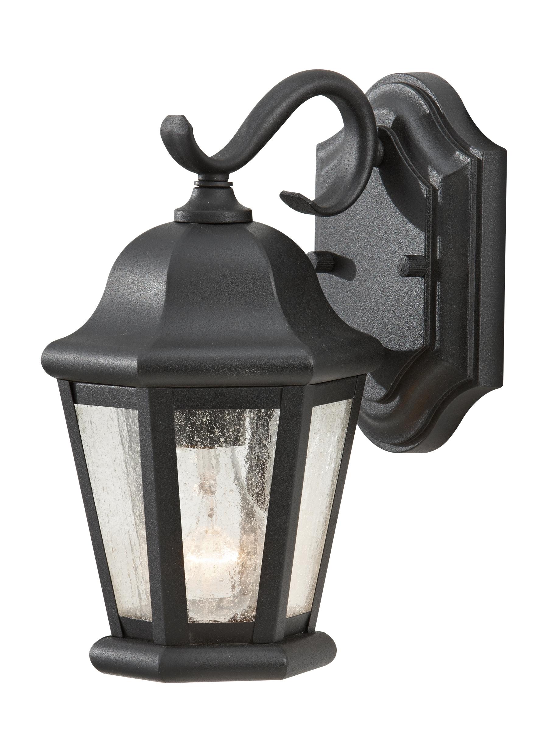 Ol5900Bk,1 Light Outdoor Lantern,black With Italian Outdoor Lanterns (View 14 of 20)
