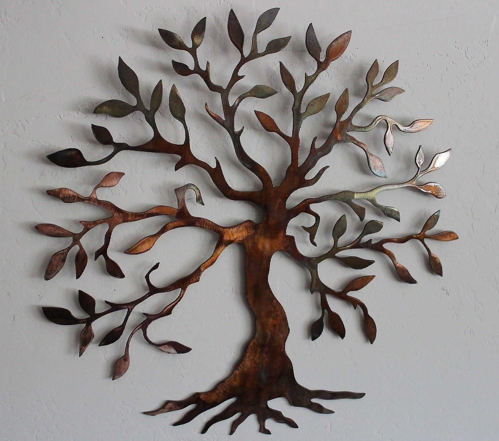 """Olive Tree --Tree Of Life 20"""" Metal Wall Art Decor - $43.99 