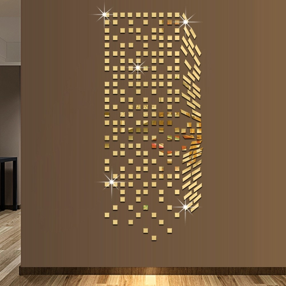 Online Get Cheap Mosaic Wall Mirror Aliexpresscom Alibaba Group for Mirror Mosaic Wall Art (Image 15 of 20)