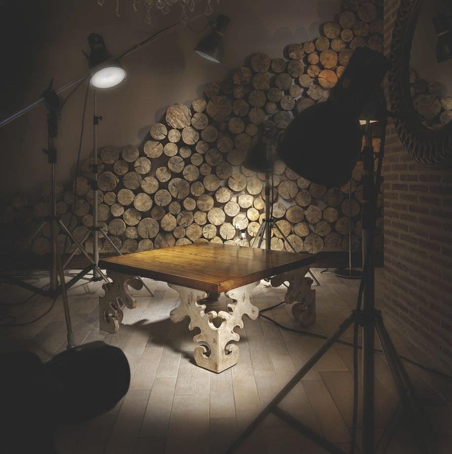 Original Design Coffee Table / Wooden / Square - Casablanca 20111 with regard to Casablanca Coffee Tables (Image 25 of 30)