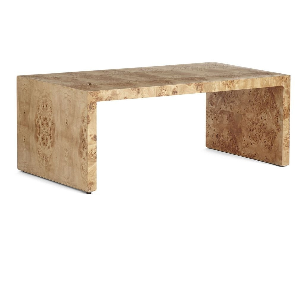 Oslo Burl Wood Veneer Collection - Coffee Table | Furniture Finds for Oslo Burl Wood Veneer Coffee Tables (Image 24 of 30)