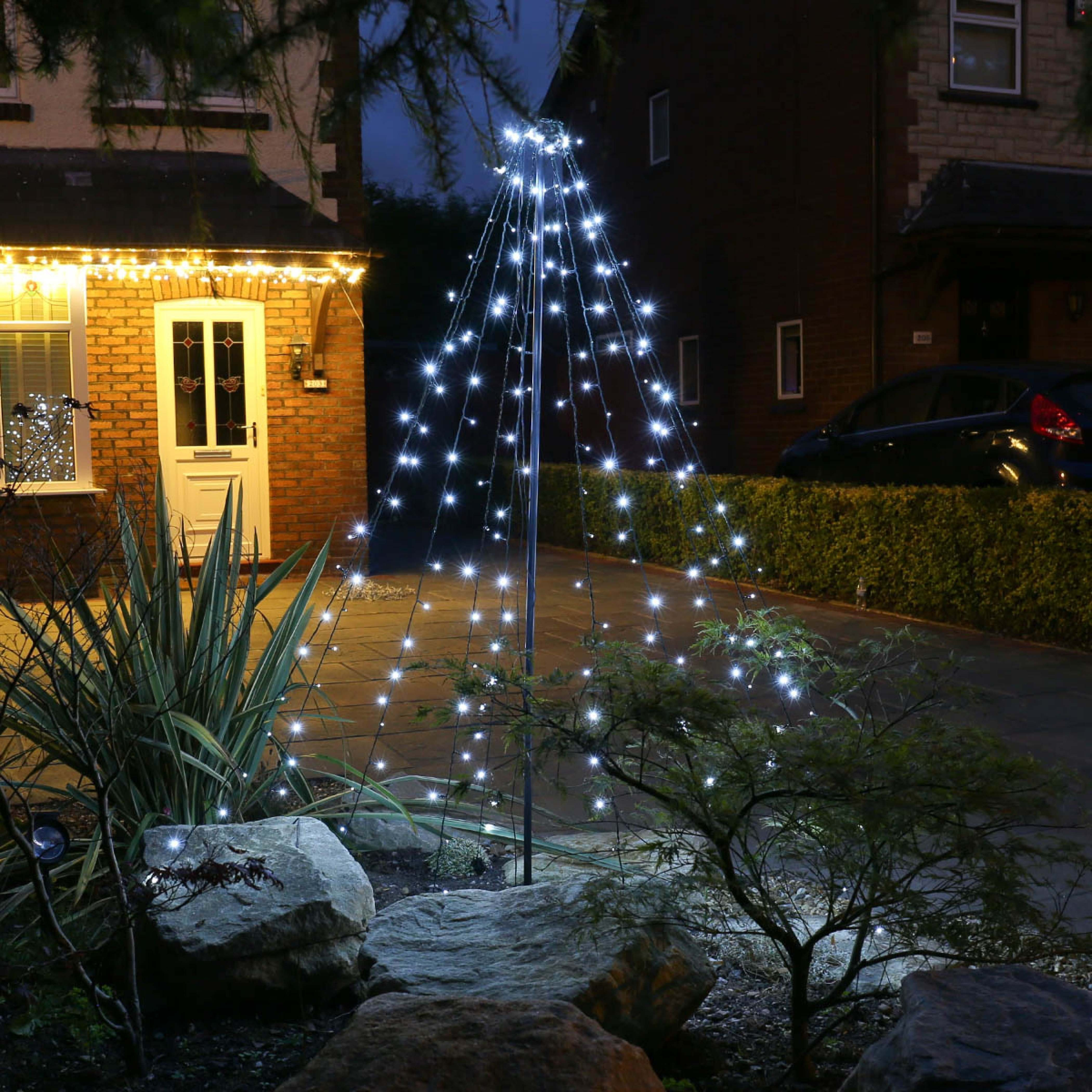 Outdoor Christmas Trees: Buy Now From Festive Lights within Outdoor Lanterns for Trees (Image 14 of 20)