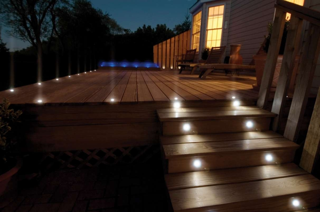 Outdoor Deck Lighting Ideas Pictures Luxury Solar Stair Lights For with Outdoor Lanterns for Deck (Image 18 of 20)