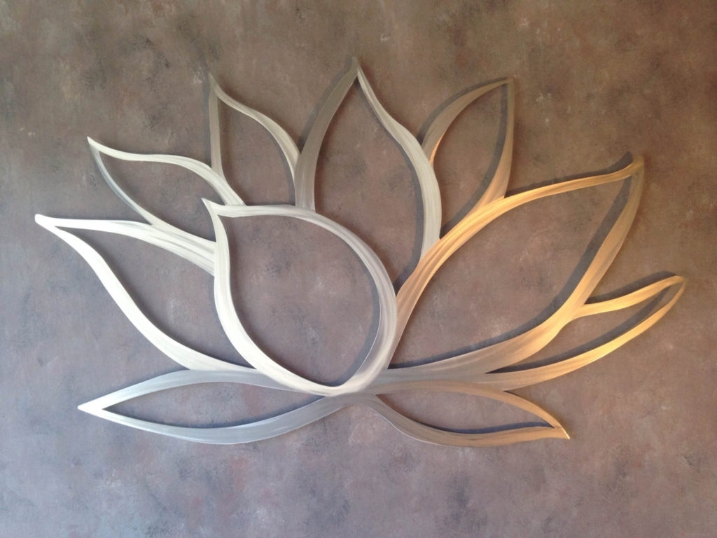 Outdoor Decorative Wall Art Decorate Using Tropical Metal Eva Inside Outdoor Wall Art Decors (View 16 of 20)