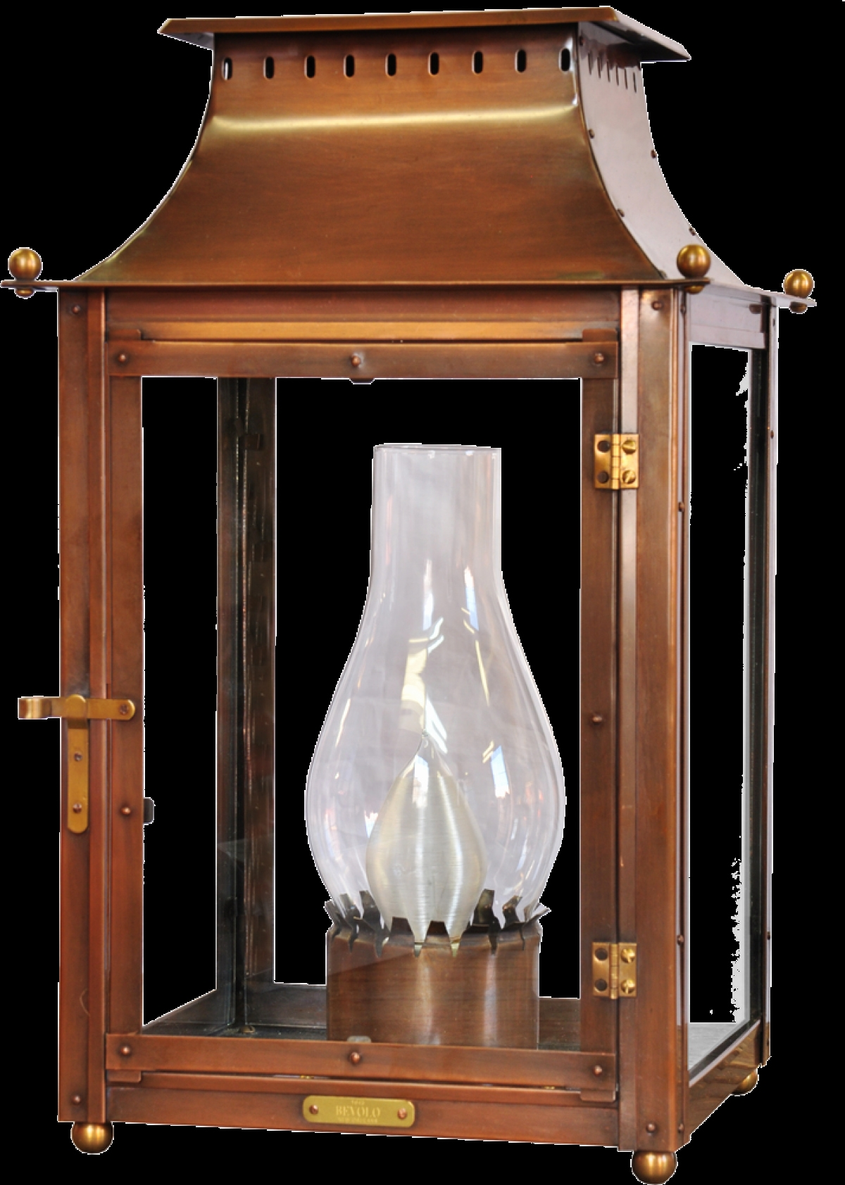 Outdoor Electric Lantern Lights - Outdoor Lighting Ideas within Copper Outdoor Electric Lanterns (Image 12 of 20)