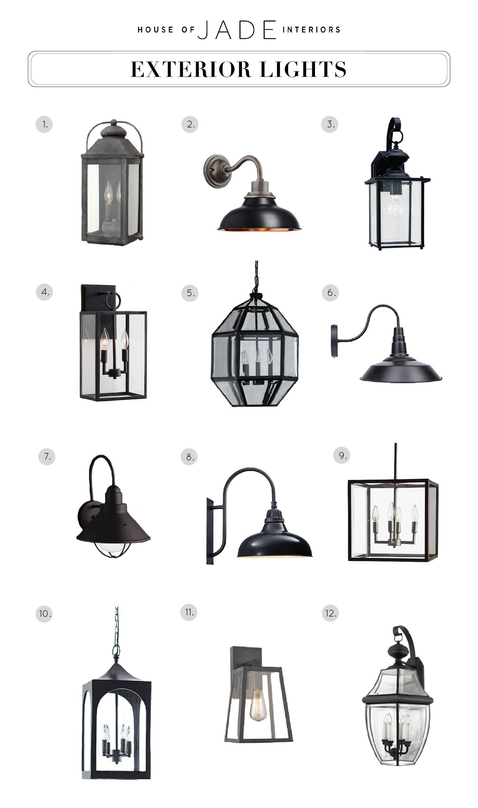 Outdoor Entrance Lights Elegant Nautical Inspired Lantern Outdoor Regarding Outdoor Entrance Lanterns (View 13 of 20)
