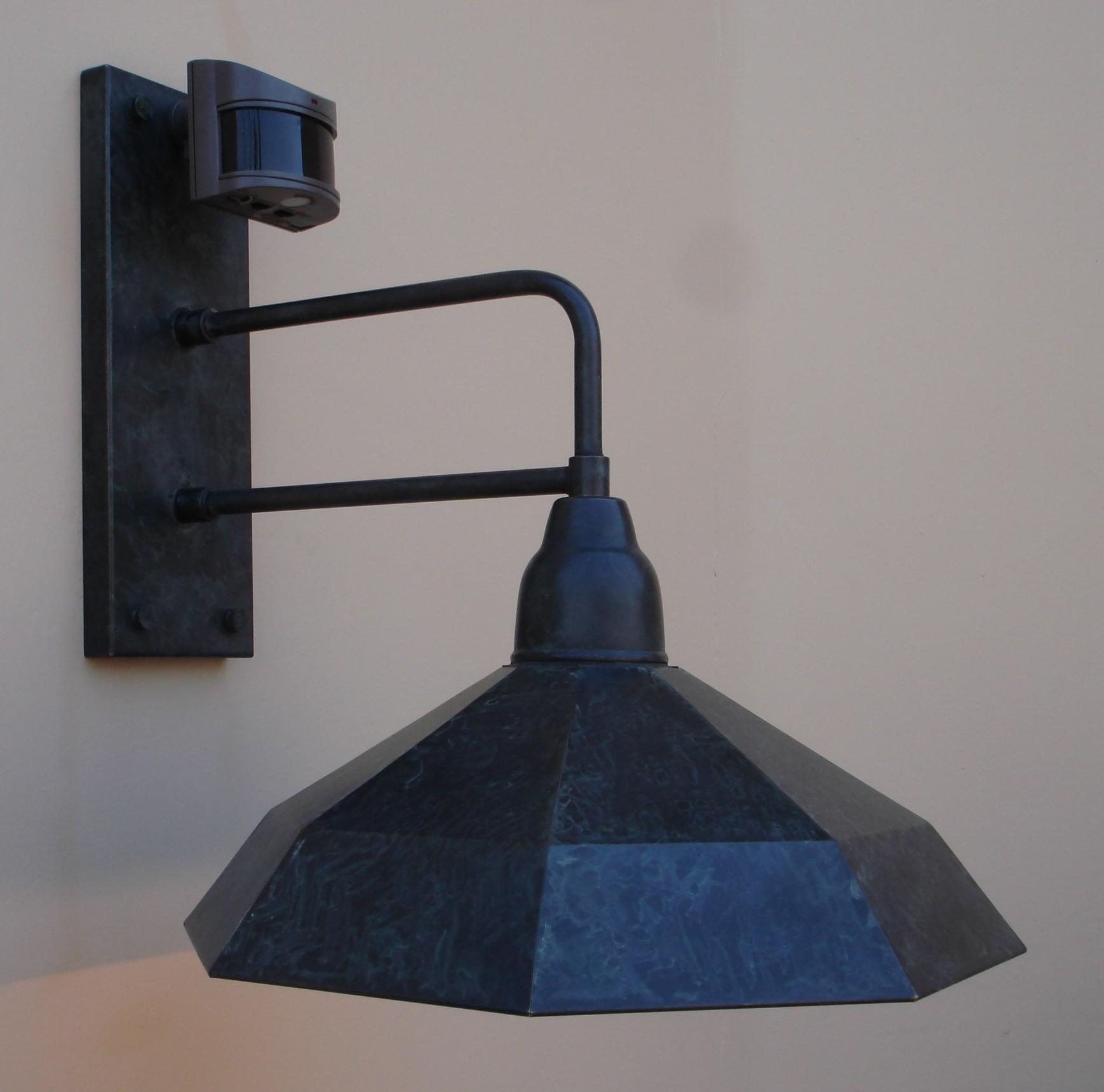 Outdoor Exterior Lighting - Customlightstyles in Outdoor Exterior Lanterns (Image 15 of 20)