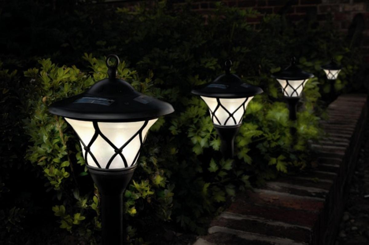 Outdoor Garden Solar Lights - Outdoor Lighting Ideas for Outdoor Solar Lanterns (Image 12 of 20)