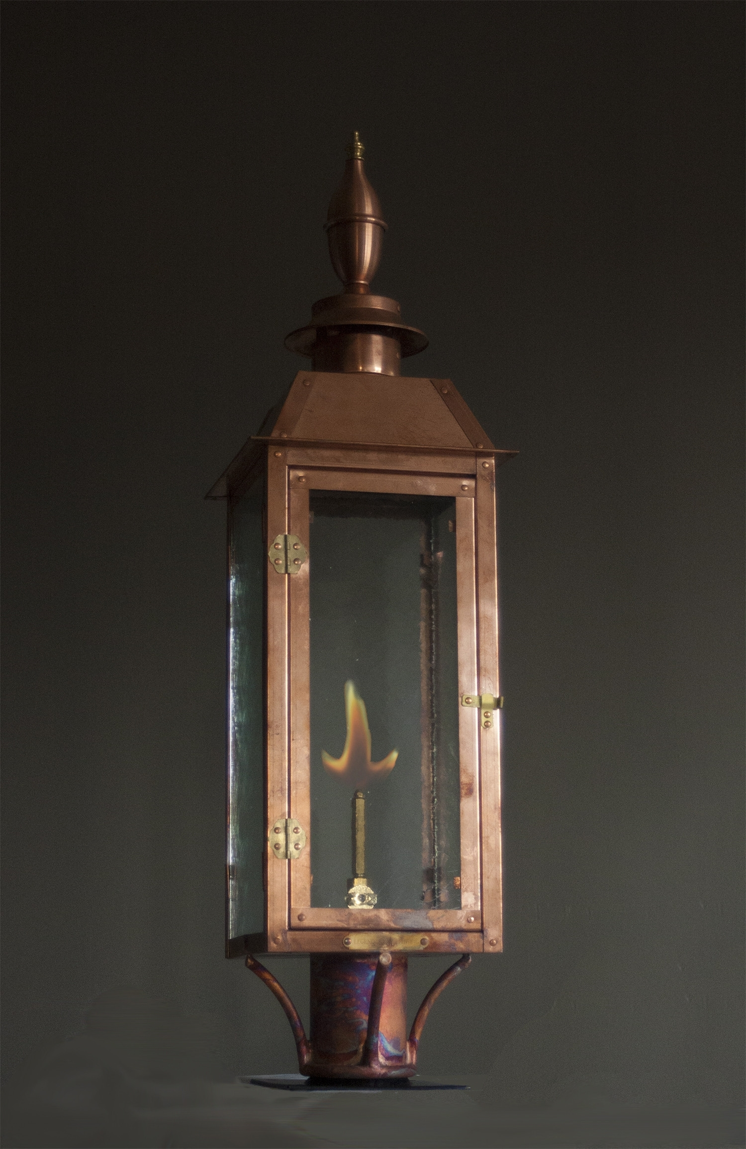 Outdoor Gas Light Parts New Feature List Legendary Lighting Gas throughout Outdoor Gas Lanterns (Image 10 of 20)