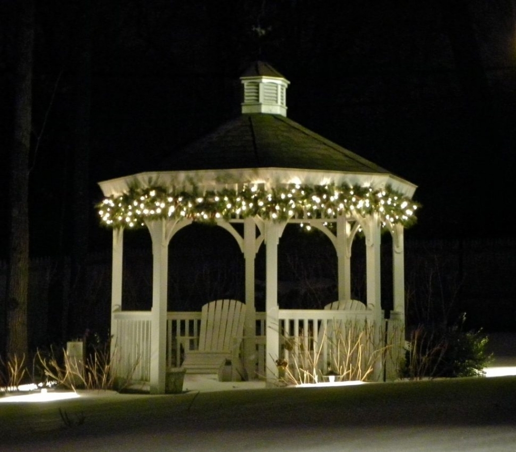 Outdoor Gazebo Lighting Outdoor Hanging Lights Copper Lanterns For for Outdoor Gazebo Lanterns (Image 15 of 20)