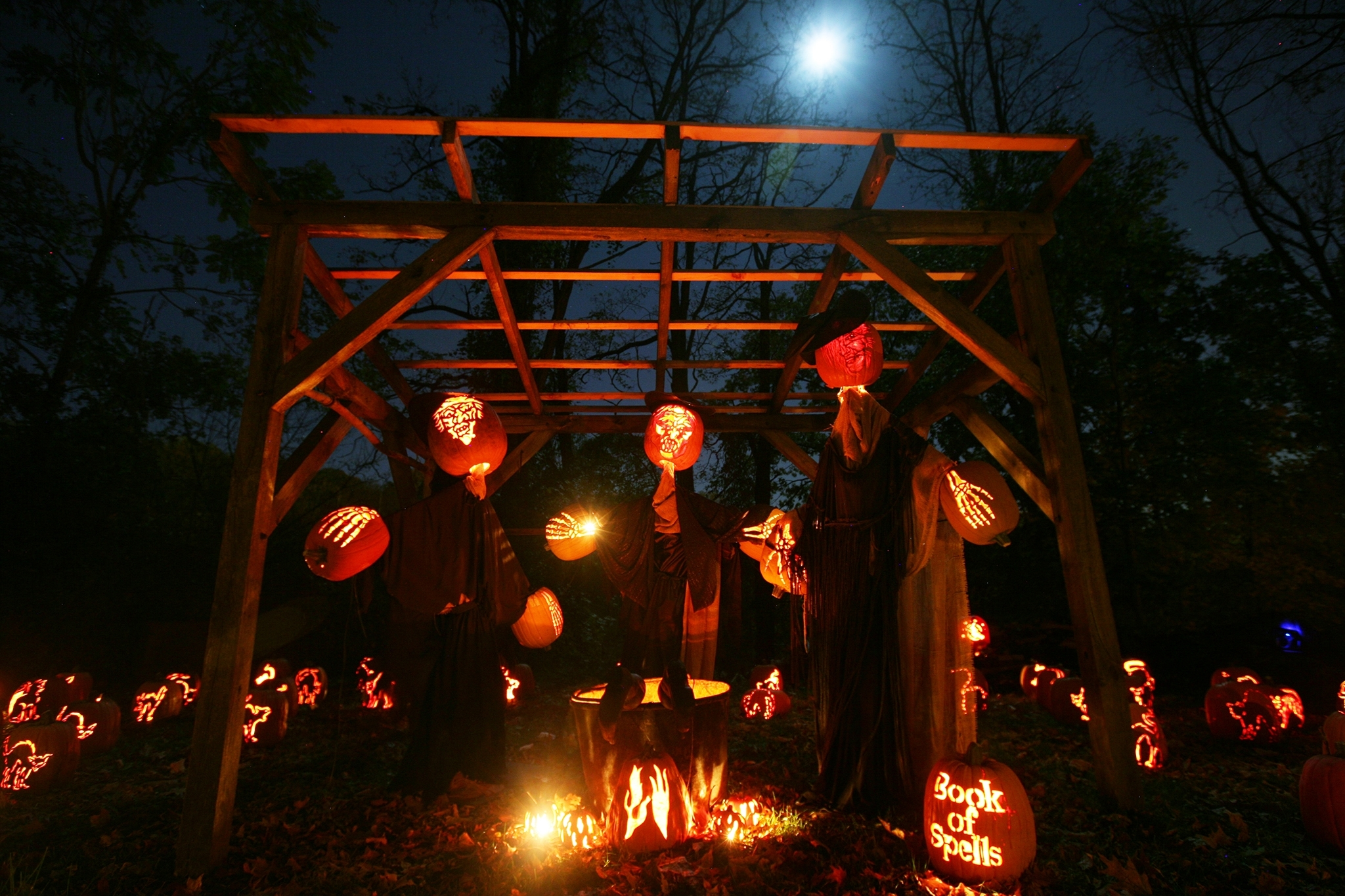 Outdoor Halloween Party Ideas For Adults At Modern Home Design Ideas within Outdoor Halloween Lanterns (Image 18 of 20)