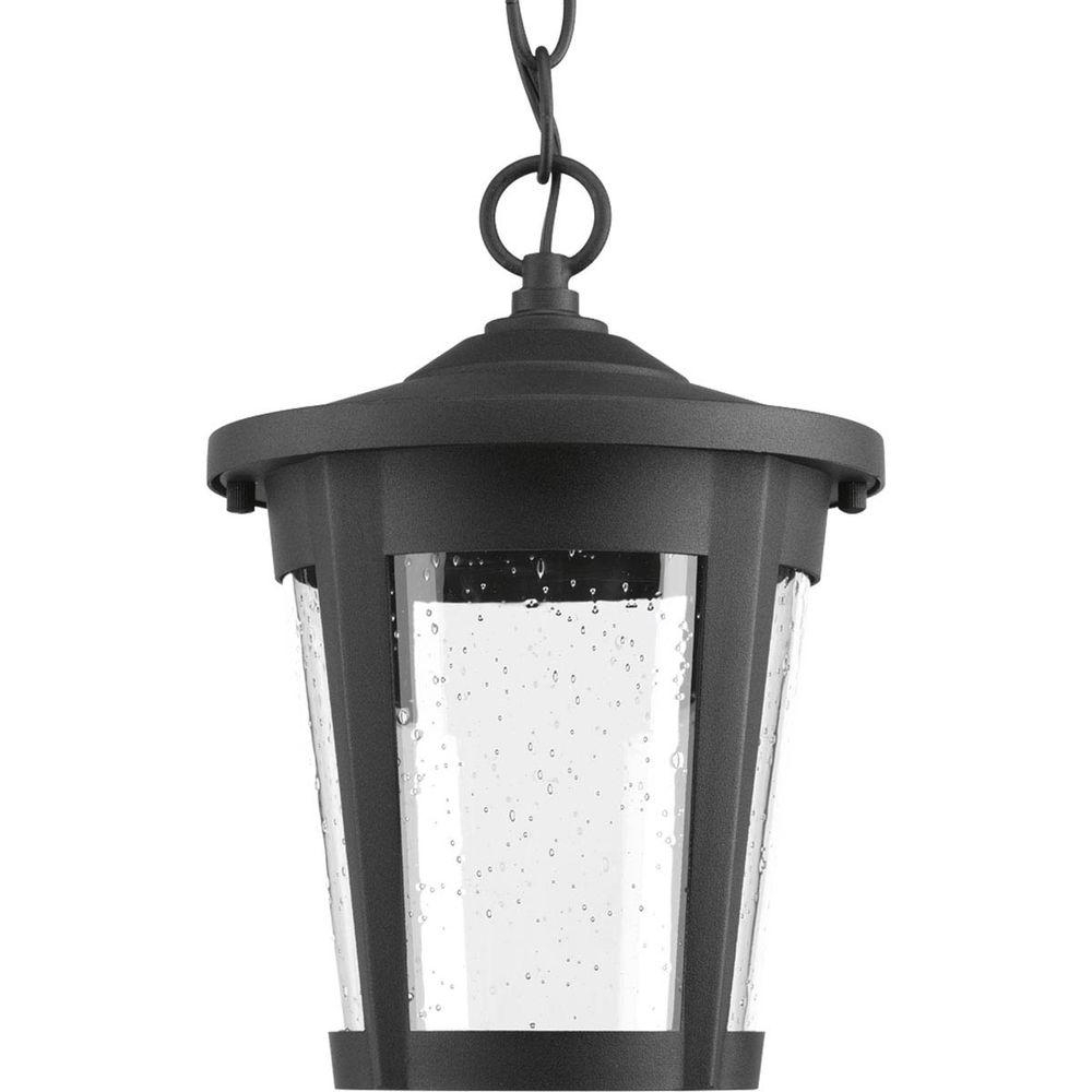 Outdoor Hanging Lights – Outdoor Ceiling Lighting – The Home Depot Throughout Xl Outdoor Lanterns (View 11 of 20)