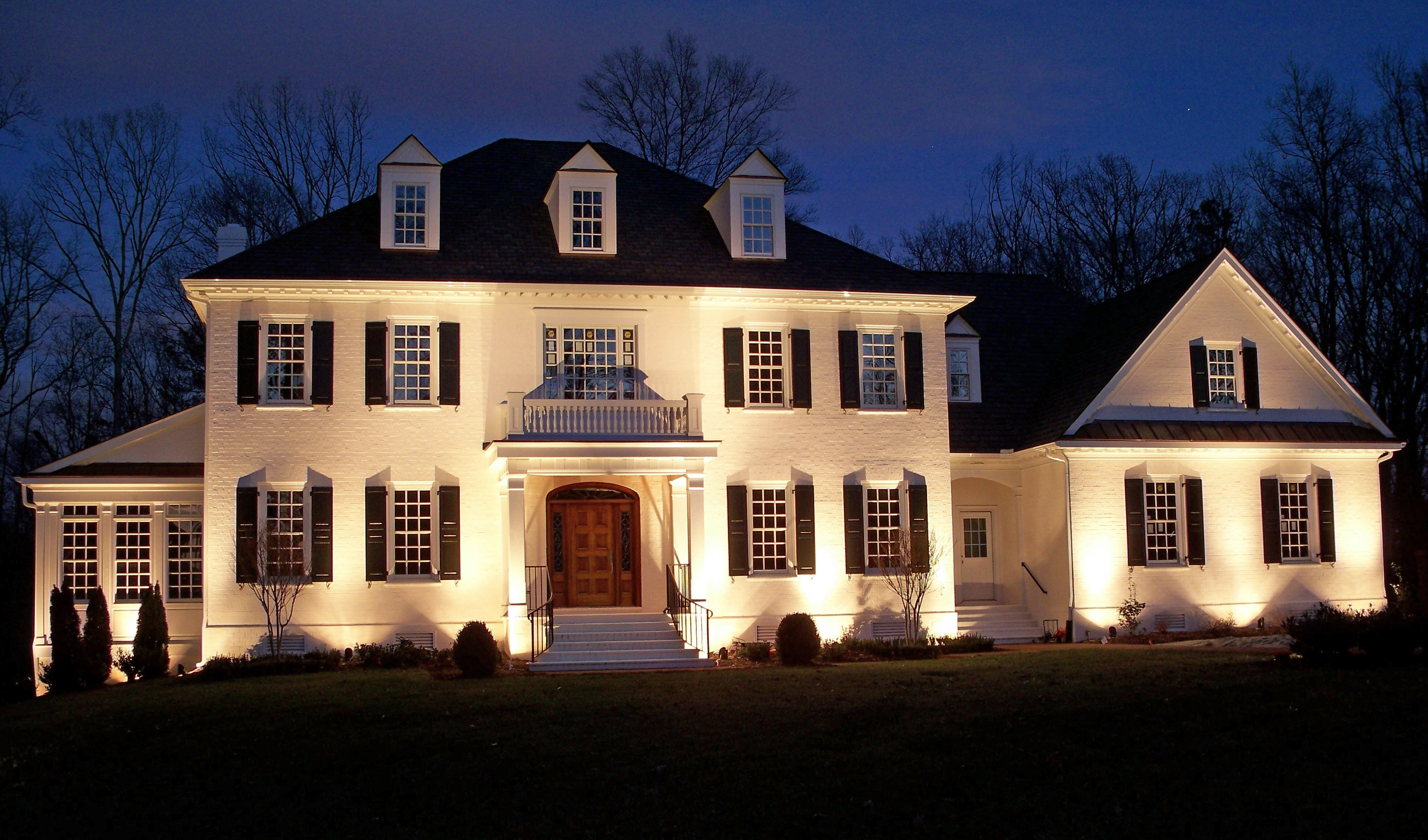 Outdoor House Lights - Outdoor Lighting Ideas within Outdoor Lanterns For House (Image 11 of 20)