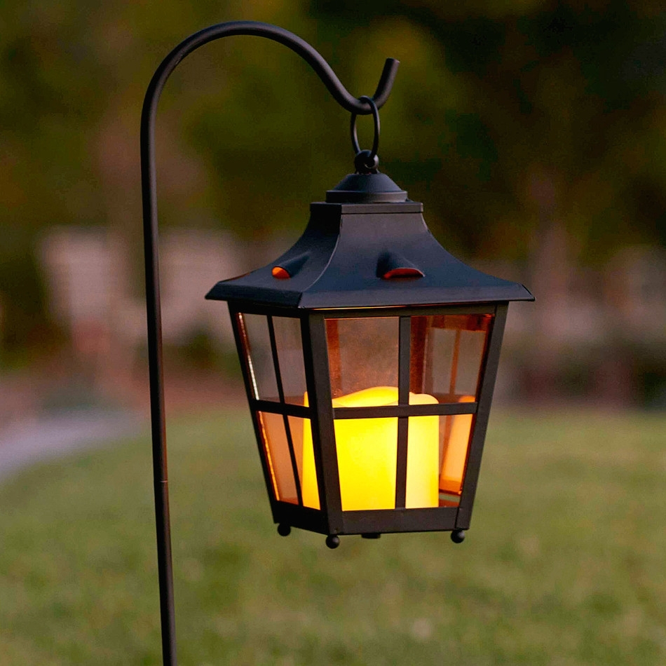 Outdoor Lanterns Battery Powered – Outdoor Lighting For Outdoor Lanterns With Battery Operated (View 17 of 20)