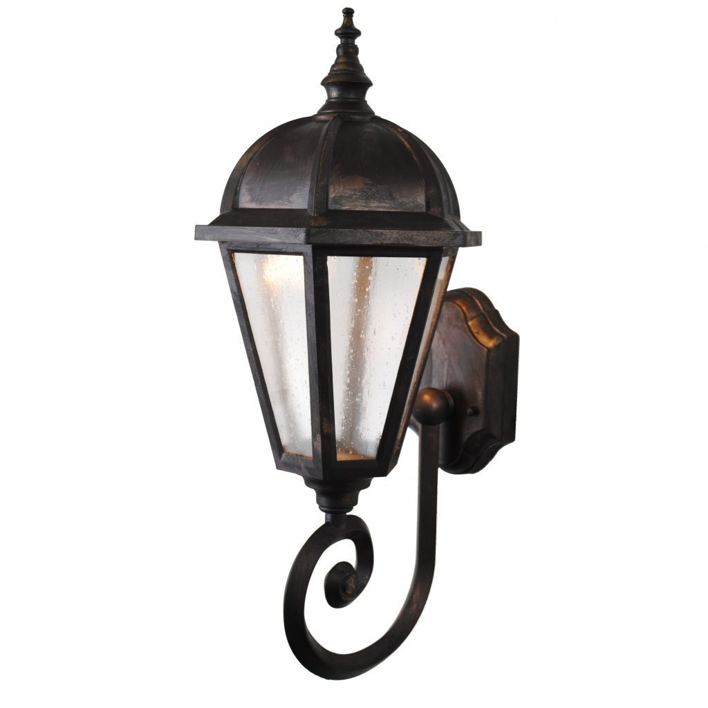 Outdoor Lanterns Sconces Outdoor Wall Mounted Lighting Commercial throughout Industrial Outdoor Lanterns (Image 14 of 20)