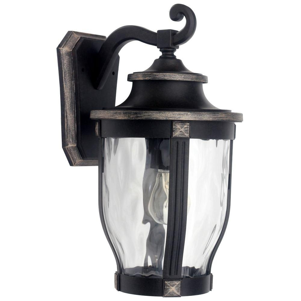 Outdoor Lanterns & Sconces – Outdoor Wall Mounted Lighting – The With Regard To Outdoor Mexican Lanterns (View 16 of 20)