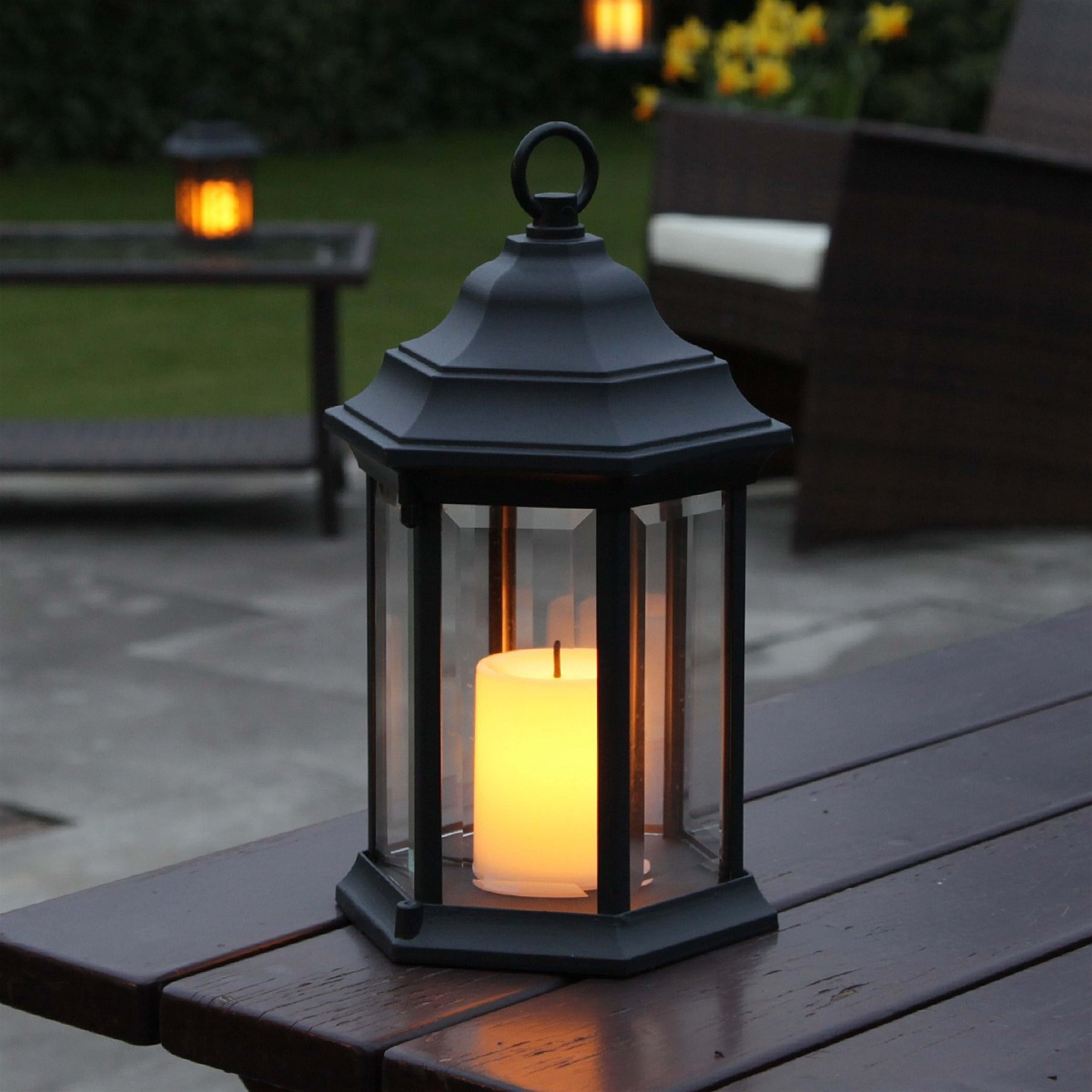 Outdoor Lanterns With Timers | Seattle Outdoor Art Inside Outdoor Timer Lanterns (View 11 of 20)
