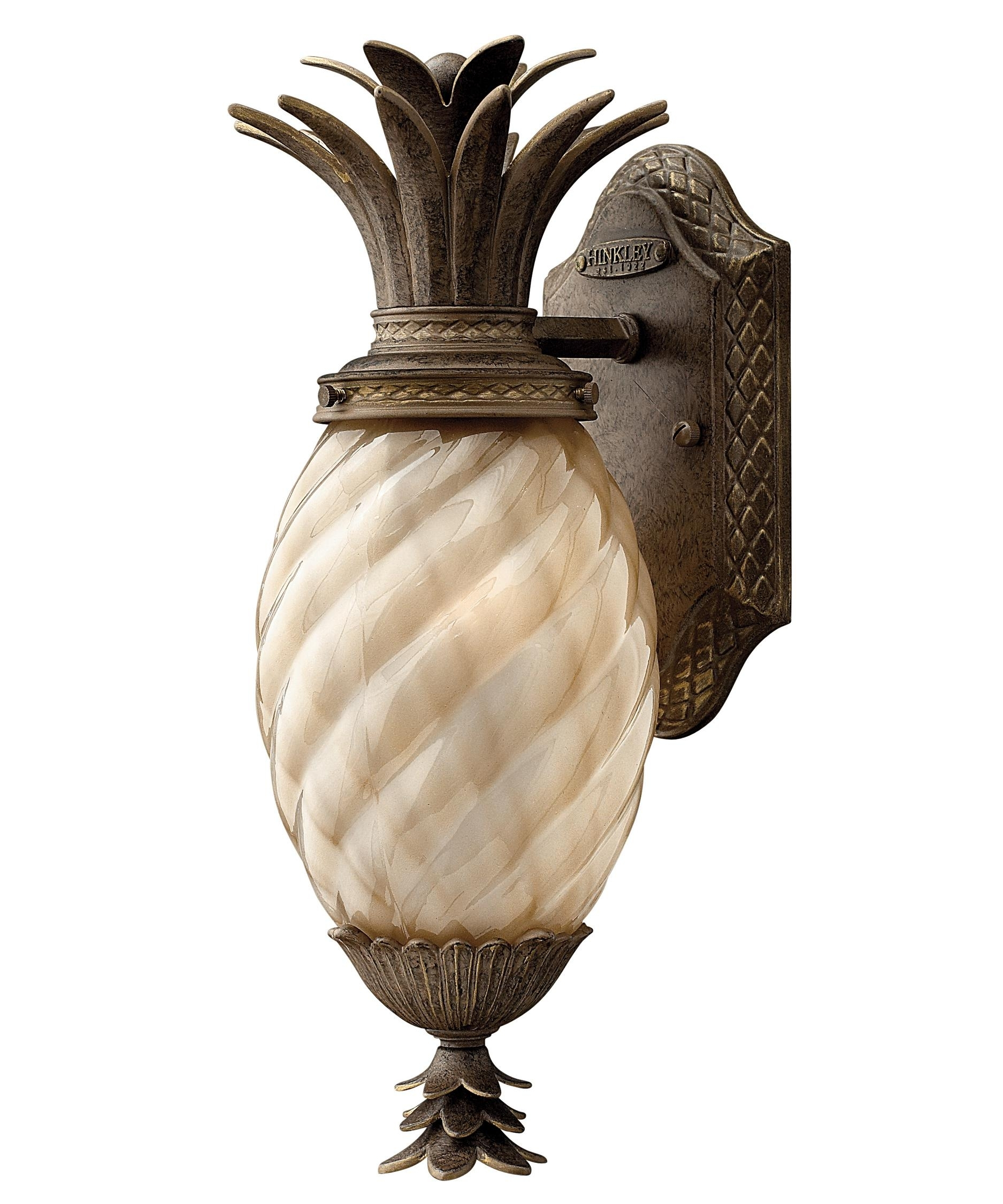 Outdoor Light : Inexpensive Pineapple Outdoor Lamp , Outdoor regarding Outdoor Pineapple Lanterns (Image 12 of 20)