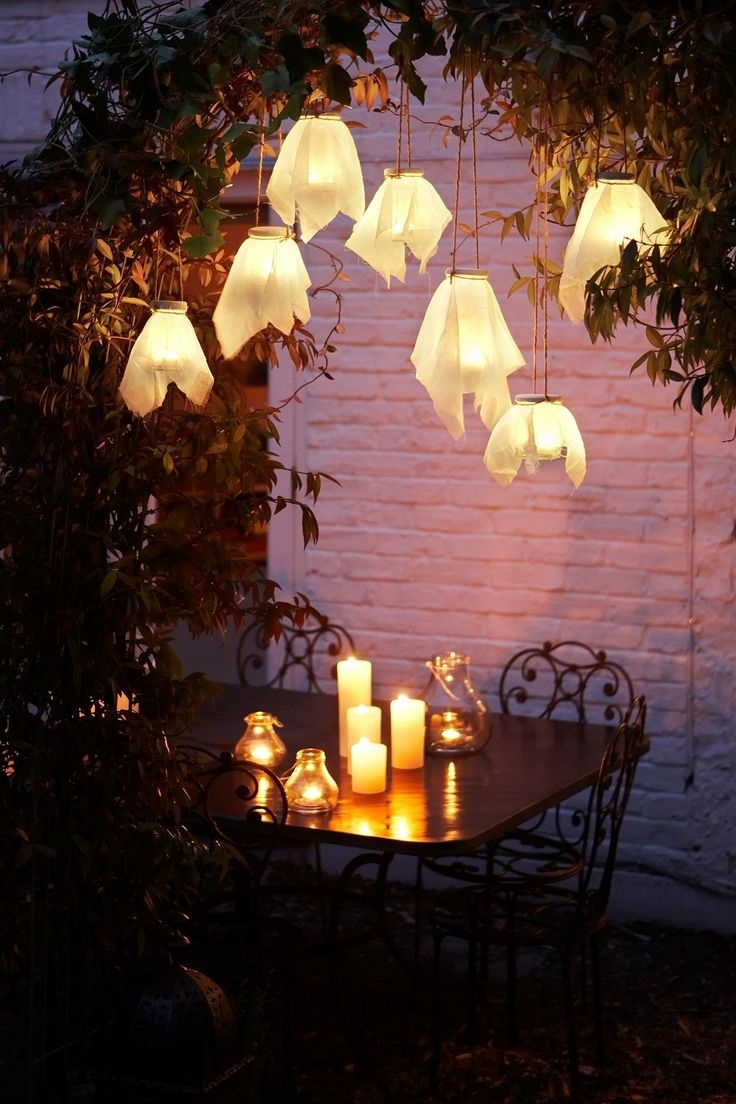 Outdoor Lighting Decor Inspiration For Backyard Bachelor Party pertaining to Outdoor Lanterns for Parties (Image 12 of 20)