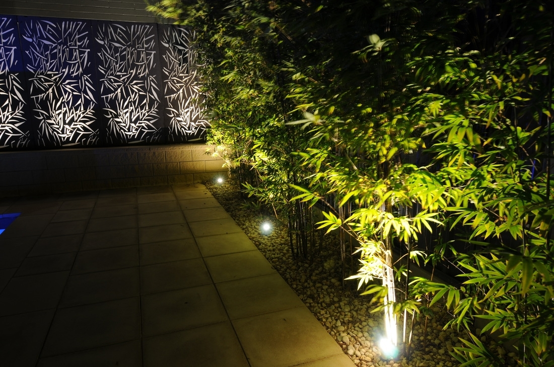 Outdoor Lighting Design & Ideas - Led Outdoor - Bring Your Garden To for Outdoor Lanterns for Trees (Image 16 of 20)
