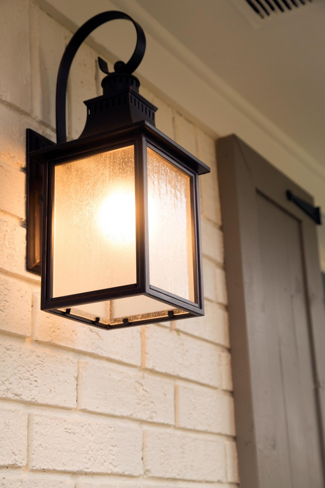 Outdoor Lighting For Front Door | Sevenstonesinc regarding Outdoor Lanterns For Front Door (Image 18 of 20)