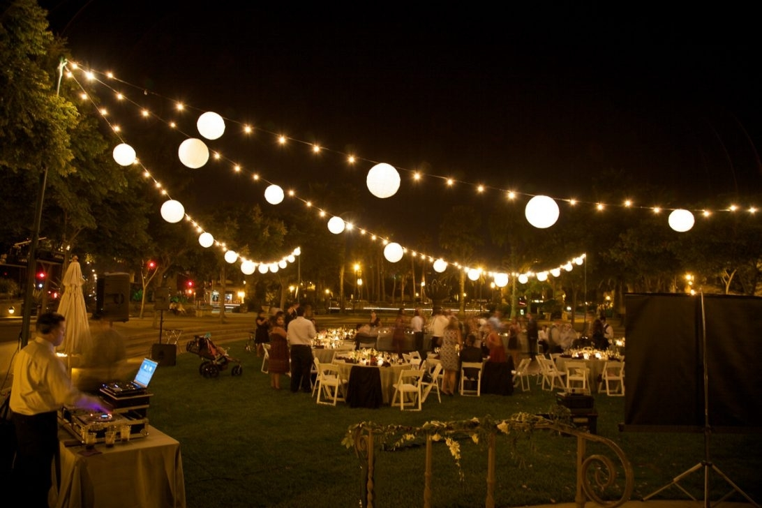 Outdoor Lighting Ideas For A Party - Outdoor Lighting Ideas with regard to Outdoor Lanterns For Parties (Image 13 of 20)