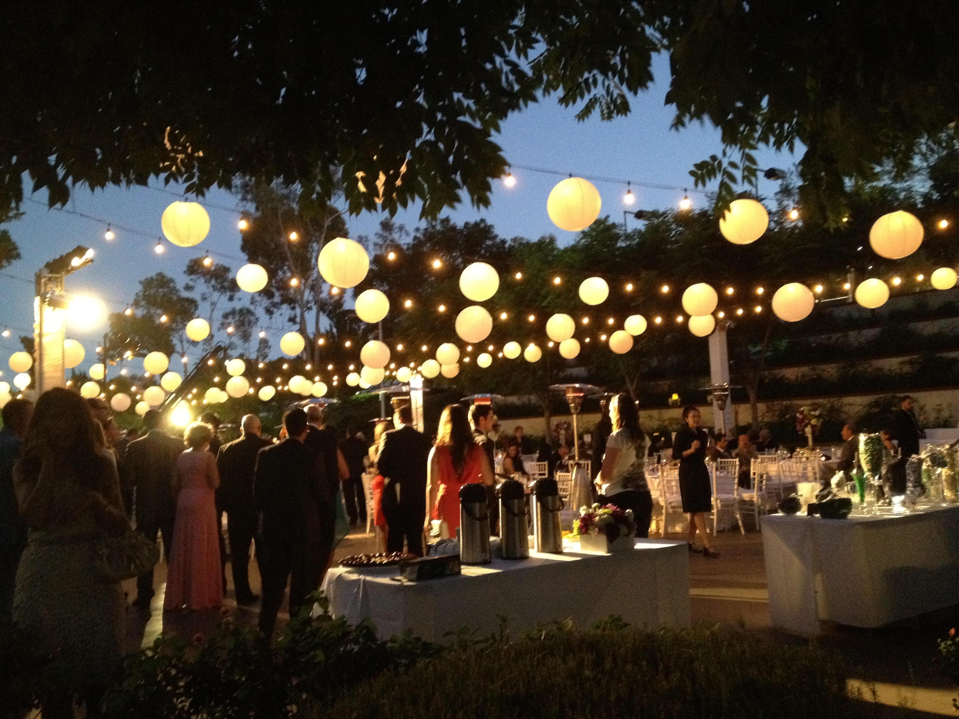 Outdoor Lighting Wedding – Outdoor Lighting Ideas Regarding Outdoor Lanterns For Wedding (View 13 of 20)