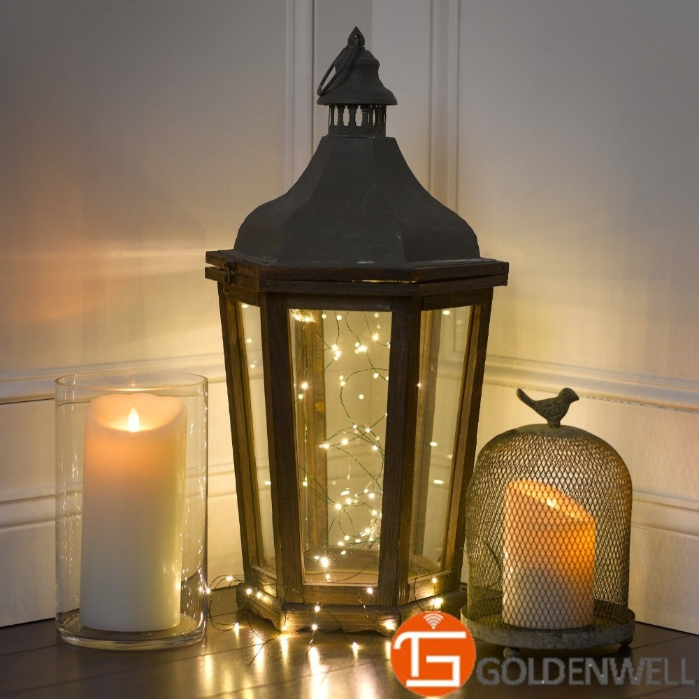 Outdoor Luminara Candles With Remote – Image Antique And Candle Regarding Outdoor Luminara Lanterns (View 19 of 20)